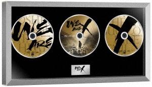 X JAPAN/WE ARE X コレクターズ・エディション (3枚組)[TBR-27344D]