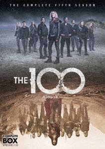 THE 100/ハンドレッド <フィフス・シーズン> コンプリート・ボックス DVD