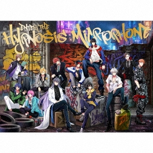 Enter the Hypnosis Microphone [CD+Blu-ray Disc]<初回限定LIVE盤> CD