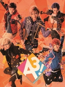 MANKAI STAGE『A3!』~AUTUMN & WINTER 2019~<初演特別限定版> Blu-ray Disc