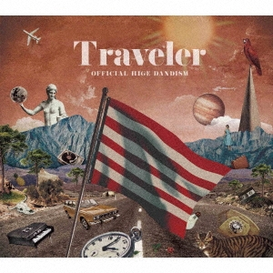 Traveler [CD+Blu-ray Disc]<初回限定盤/初回限定仕様> CD