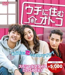 ウチに住むオトコ スペシャルプライスDVD-BOX1 DVD