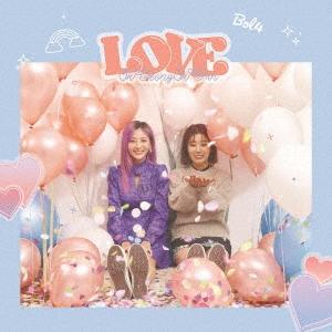 LOVE [CD+DVD+Photo Book]<初回限定盤> 12cmCD Single