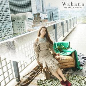 WAKANA/magic moment [2SHM-CD+LPサイズフォトブックレット+ポスター]<初回限定盤B>[VIZL-1731]
