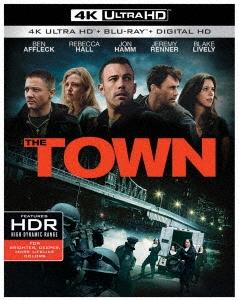 ザ・タウン <4K ULTRA HD & ブルーレイセット>