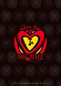 """Jun. K (From 2PM) Solo Tour 2018 """"NO TIME"""" [Blu-ray Disc+ライブフォトブックレット]<完全生産限 Blu-ray Disc"""