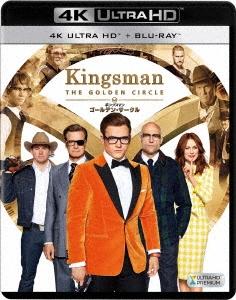 キングスマン:ゴールデン・サークル [4K Ultra HD Blu-ray Disc+Blu-ray Disc]