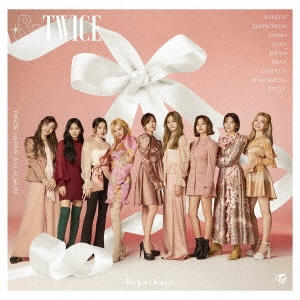 &TWICE-Repackage-<通常盤/初回限定仕様> CD