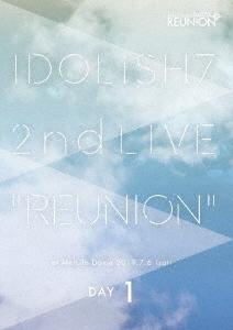 アイドリッシュセブン 2nd LIVE「REUNION」 DAY1 DVD