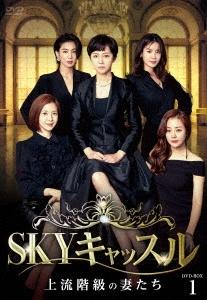 SKYキャッスル~上流階級の妻たち~ DVD-BOX1 DVD