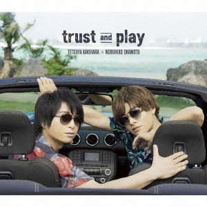 trust and play [CD+DVD]<豪華盤> CD
