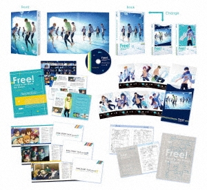 Free!-Road to the World-夢 Blu-ray Disc