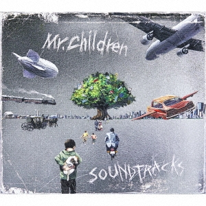 SOUNDTRACKS [CD+DVD+ブックレット]<初回限定盤A> CD