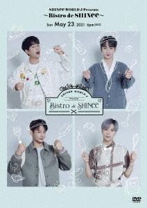 SHINee WORLD J Presents ~Bistro de SHINee~ DVD