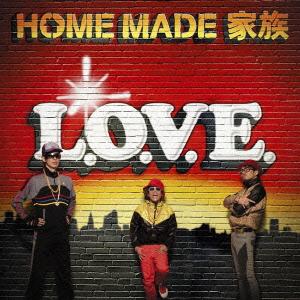HOME MADE 家族/L.O.V.E. [CD+DVD]<初回生産限定盤>[KSCL-1543]