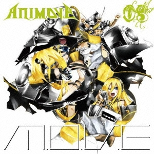 m.o.v.e/anim.o.v.e 03 [CD+DVD][AVCT-10180B]