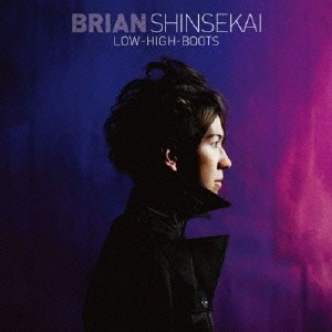 BRIAN SHINSEKAI/LOW-HIGH-BOOTS[UXCL-43]