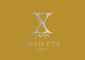 X JAPAN/X JAPAN DAHLIA TOUR FINAL 完全版 初回限定コレクターズBOX [3DVD+復刻ツアーパンフレット] [GNBL-7011]