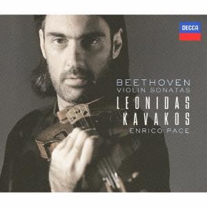 レオニダス・カヴァコス/ベートーヴェン:ヴァイオリン・ソナタ全集 [UCCD-1363]