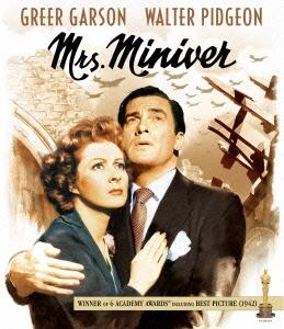 ミニヴァー夫人 Blu-ray Disc