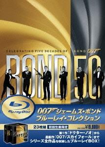 007 �W�F�[���Y�E�{���h �u���[���C�E�R���N�V����<23���g>�k���Y����l[MGXA-56986][Blu-ray/�u���[���C]