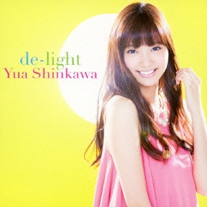 新川優愛/de-light [AVCD-48785]