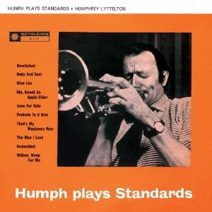 Humphrey Lyttelton/ハンフ・プレイズ・スタンダーズ<完全限定生産盤>[CDSOL-6151]
