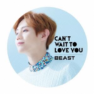 Beast (Korea)/【ワケあり特価】CAN'T WAIT TO LOVE YOU<限定盤/ヨソプ ver.>[POCS-1328W]