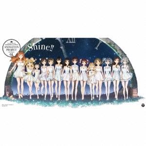 CINDERELLA PROJECT/THE IDOLM@STER CINDERELLA GIRLS ANIMATION PROJECT 2nd Season 01 Shine!! [CD+Blu-ray Disc]<初回限定盤>[COZC-1083]