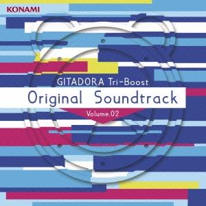 GITADORA Tri-Boost Original Soundtrack Volume.02 [CD+DVD][GFCA-421]