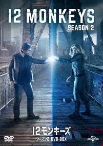 アーロン・スタンフォード/12モンキーズ シーズン2 DVD-BOX [GNBF-3757]