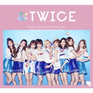 #TWICE [CD+フォトブック]<初回限定盤A> CD