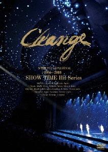 少年隊 PLAYZONE FINAL 1986~2008 SHOW TIME Hit Series Change<通常盤> DVD