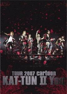 TOUR 2007 cartoon KAT-TUN II You DVD