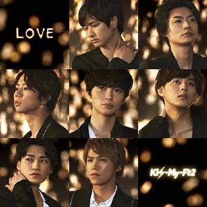 LOVE [CD+DVD]<初回盤B> 12cmCD Single