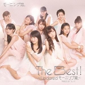 モーニング娘。/The Best! ~Updated モーニング娘。~ [CD+DVD] [EPCE-5993]