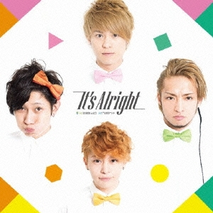 Kaleido Knight/It's Alright Type B[XQJZ-1046]