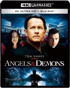 天使と悪魔 4K ULTRA HD & ブルーレイセット