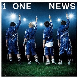 NEWS/ONE -for the win-<通常盤>[JECN-0357]