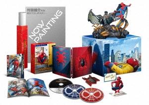 ジョン・ワッツ/スパイダーマン:ホームカミング プレミアムBOX (2D+3D+4K ULTRA HDブルーレイ)<限定版> [BPBH-1187]