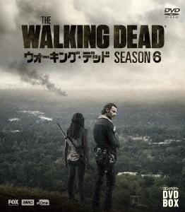 ウォーキング・デッド コンパクト DVD-BOX シーズン6 DVD