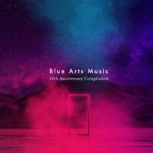 Blue Arts Music 10th Anniversary Compilation CD