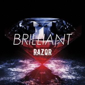 RAZOR/BRILLIANT (TypeA) [CD+DVD][TRCL-0171]