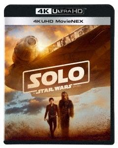 ロン・ハワード/ハン・ソロ/スター・ウォーズ・ストーリー 4K UHD MovieNEX [4K Ultra HD Blu-ray Disc+3D Blu-ray Disc+2Blu-ray Disc][VWES-6752]