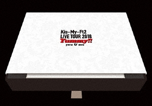 LIVE TOUR 2018 Yummy!! you&me [3DVD+2CD]<初回盤> DVD