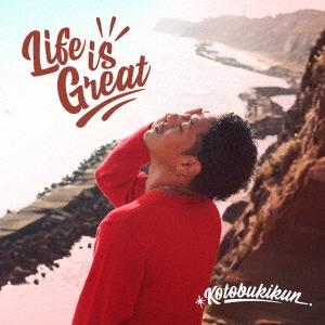 Life is Great [CD+DVD]<初回限定盤>