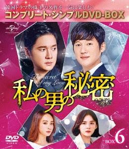 私の男の秘密 BOX6 <コンプリート・シンプルDVD-BOX><期間限定生産版> DVD
