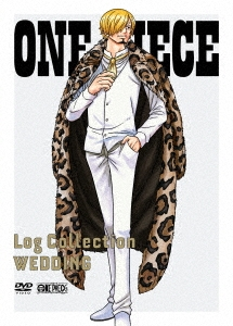 ONE PIECE Log Collection WEDDING DVD