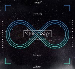 """GOT7 Japan Tour 2019 """"Our Loop"""" [Blu-ray Disc+DVD+LIVEフォトブック]<初回生産限定盤> Blu-ray Disc"""