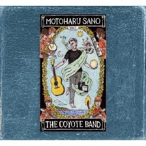 THE ESSENTIAL TRACKS MOTOHARU SANO & THE COYOTE BAND 2005 - 2020 [2CD+ブックレット+オリジナルタロ CD